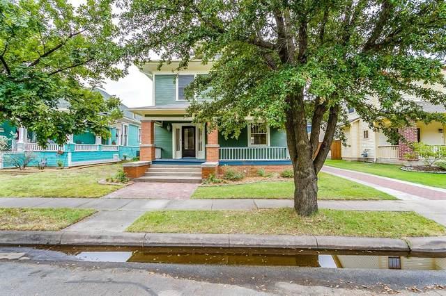 1805 Alston Avenue, Fort Worth, TX 76110 (MLS #14417191) :: North Texas Team | RE/MAX Lifestyle Property