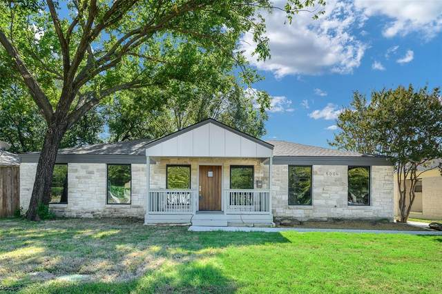 5006 W University Boulevard, Dallas, TX 75209 (MLS #14425202) :: Premier Properties Group of Keller Williams Realty