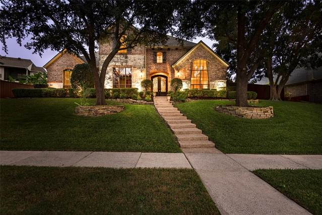 916 Pampa Drive, Allen, TX 75013 (MLS #14426613) :: The Kimberly Davis Group