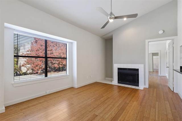 7340 Skillman Street #1120, Dallas, TX 75231 (MLS #14434296) :: The Hornburg Real Estate Group