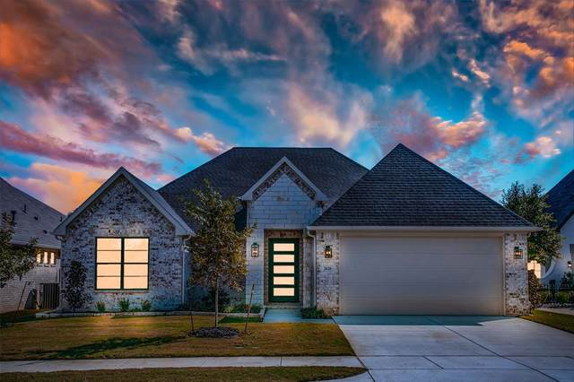 3616 Barber Creek Court, Fort Worth, TX 76244 (MLS #14440360) :: The Hornburg Real Estate Group