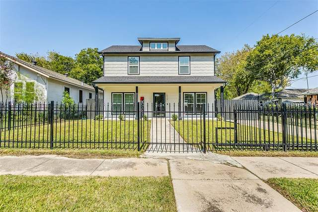 1012 W Bowie Street, Fort Worth, TX 76110 (MLS #14445593) :: Real Estate By Design