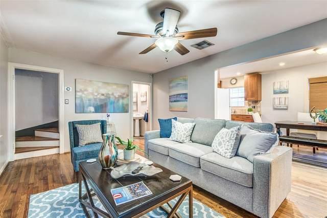 4527 Capitol Avenue, Dallas, TX 75204 (MLS #14447157) :: Frankie Arthur Real Estate