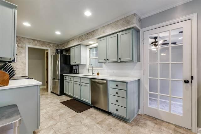 702 Downing Drive, Richardson, TX 75080 (MLS #14447510) :: Potts Realty Group