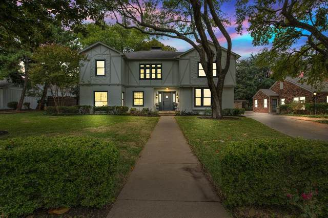 313 N Bailey Avenue, Fort Worth, TX 76107 (MLS #14452544) :: NewHomePrograms.com LLC