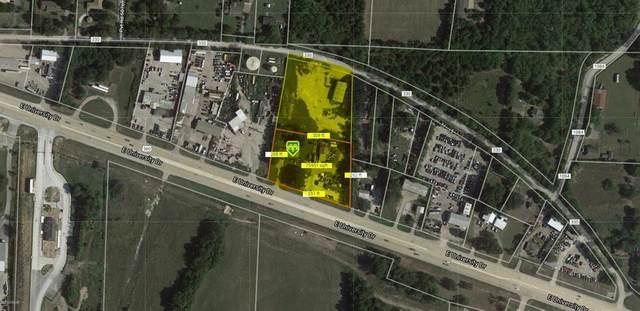 2805 E University Drive, Mckinney, TX 75069 (MLS #14461046) :: The Kimberly Davis Group