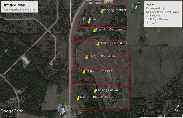 99 Fm 933, Whitney, TX 76692 (MLS #14464542) :: The Mitchell Group
