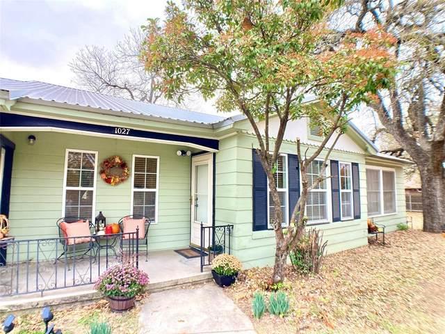 1027 W Frey Street, Stephenville, TX 76401 (MLS #14475692) :: The Mauelshagen Group