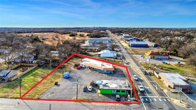 1500 W Morton Street, Denison, TX 75020 (MLS #14479357) :: All Cities USA Realty