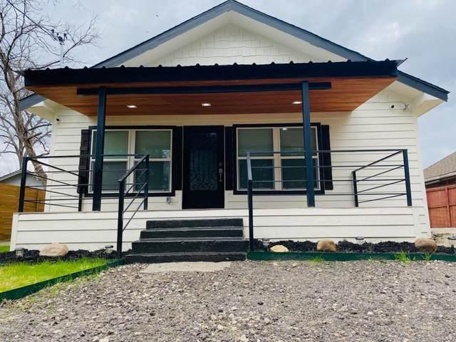 4925 Ash Lane, Dallas, TX 75223 (MLS #14500259) :: Maegan Brest   Keller Williams Realty
