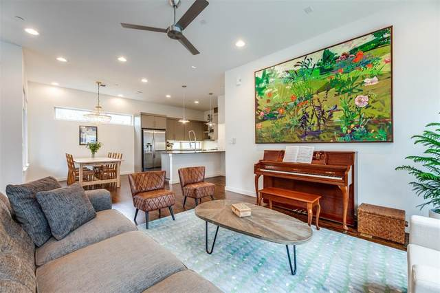 1919 Summit Avenue #4, Dallas, TX 75206 (MLS #14507531) :: Maegan Brest | Keller Williams Realty