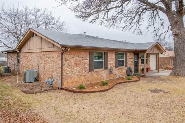 7117 Payte Lane, North Richland Hills, TX 76182 (MLS #14511694) :: The Chad Smith Team