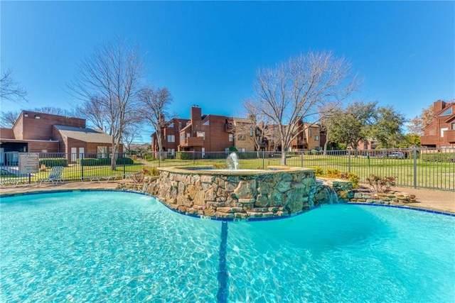 1712 Baird Farm Circle #2214, Arlington, TX 76006 (MLS #14514281) :: Real Estate By Design