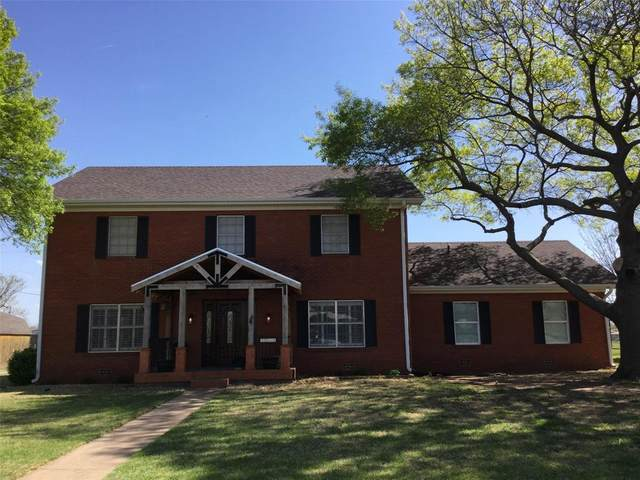 1213 Highland, Olney, TX 76374 (MLS #14514652) :: Team Hodnett