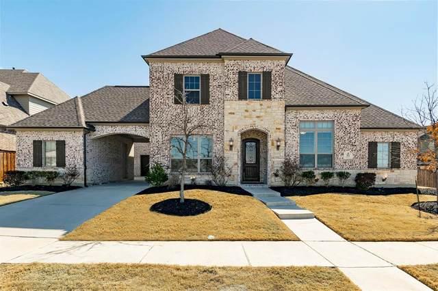 921 Jennala Drive, Frisco, TX 75036 (MLS #14526880) :: The Chad Smith Team