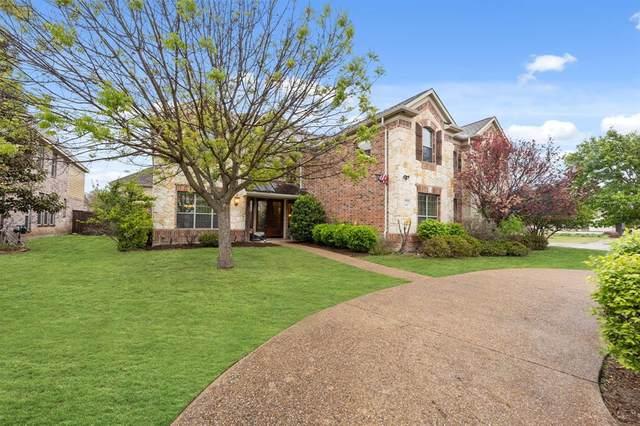 1731 Brookside Drive, Prosper, TX 75078 (MLS #14540048) :: The Mauelshagen Group