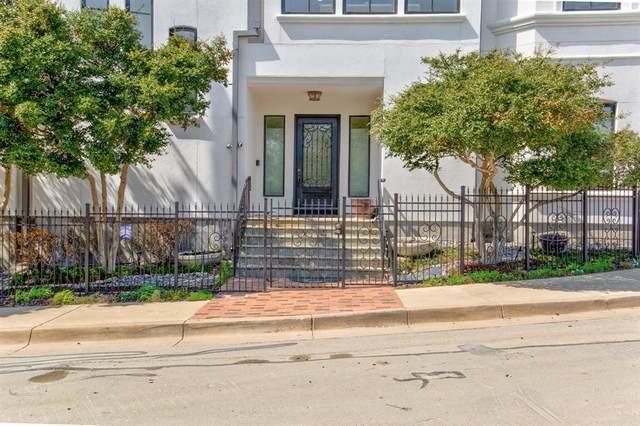 700 Grove Street, Fort Worth, TX 76102 (MLS #14548946) :: Robbins Real Estate Group