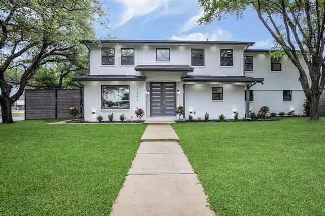 7986 Briaridge Road, Dallas, TX 75248 (MLS #14552608) :: The Good Home Team