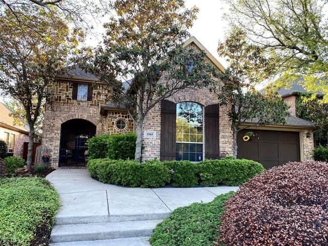 1505 Canyon Wren Drive, Mckinney, TX 75071 (MLS #14568731) :: Real Estate By Design
