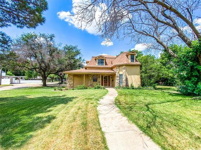 1001 N Avenue G, Haskell, TX 79521 (MLS #14568947) :: Real Estate By Design