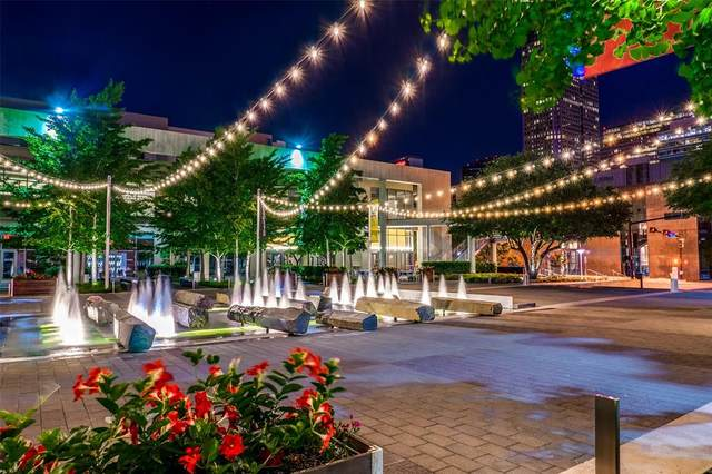 1717 Arts Plaza #1903, Dallas, TX 75201 (MLS #14574604) :: The Chad Smith Team