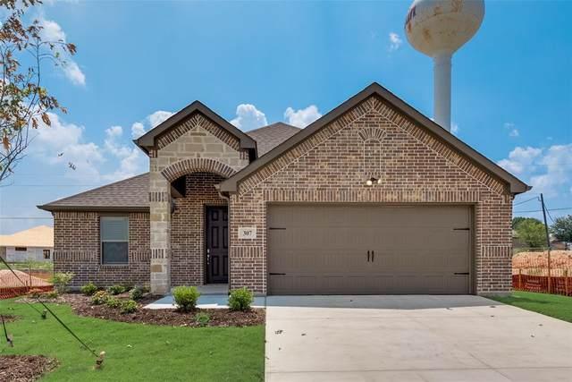 307 Ranch Road, Justin, TX 76247 (MLS #14579332) :: All Cities USA Realty