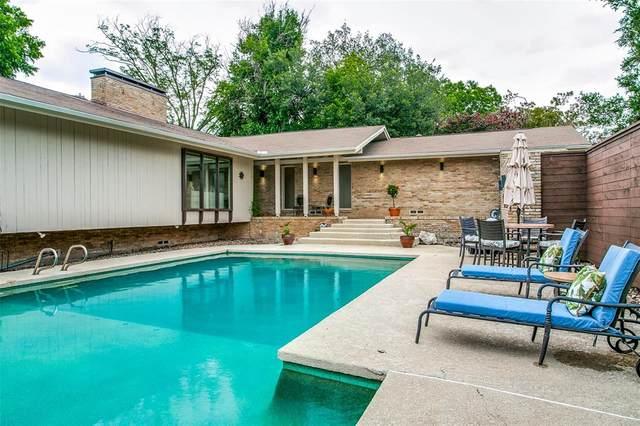 7307 Spring Valley Road, Dallas, TX 75254 (MLS #14587457) :: Rafter H Realty