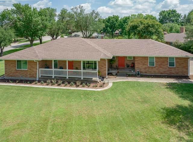 1201 Glenhaven Drive, Cleburne, TX 76033 (MLS #14591559) :: Potts Realty Group