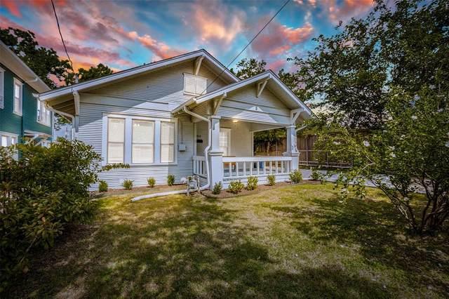 810 Elsbeth Street, Dallas, TX 75208 (MLS #14592481) :: The Heyl Group at Keller Williams
