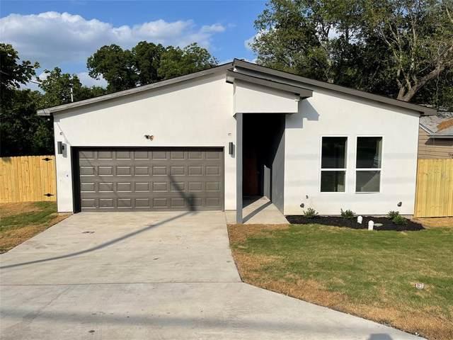 4606 E Frio Drive, Dallas, TX 75216 (MLS #14593633) :: The Hornburg Real Estate Group