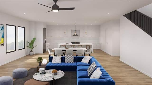 2631 Reagan Street #101, Dallas, TX 75219 (MLS #14596573) :: Robbins Real Estate Group