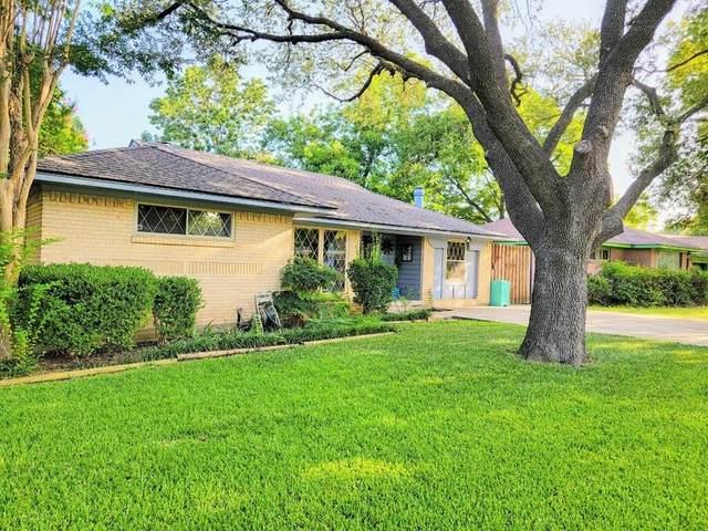 529 Westwood Drive, Richardson, TX 75080 (MLS #14598354) :: The Property Guys