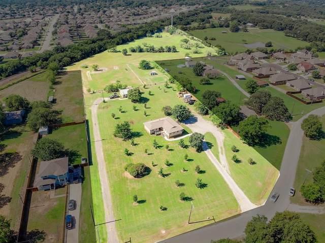 513 Rock Hill Road, Aubrey, TX 76227 (MLS #14602684) :: The Great Home Team