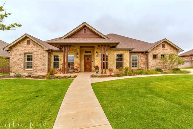 273 Weatherby Street, Tuscola, TX 79562 (MLS #14603838) :: The Property Guys