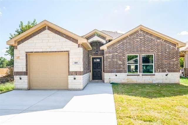 805 Merriot Street, Ennis, TX 75119 (MLS #14606306) :: The Star Team | Rogers Healy and Associates