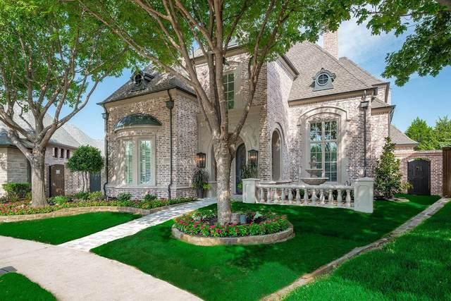 6008 Briarwood Lane, Frisco, TX 75034 (MLS #14616076) :: The Property Guys