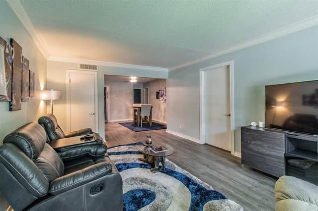 6022 E University Boulevard #103, Dallas, TX 75206 (MLS #14623560) :: The Chad Smith Team