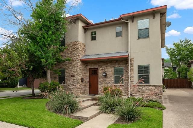 5152 Miller Avenue, Dallas, TX 75206 (MLS #14624088) :: Wood Real Estate Group