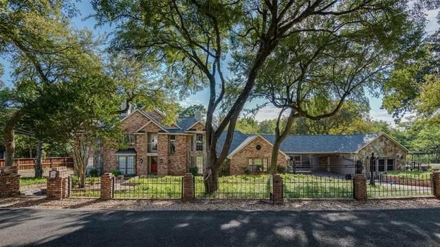 924 Red Oak Creek Drive, Ovilla, TX 75154 (MLS #14635326) :: The Krissy Mireles Team