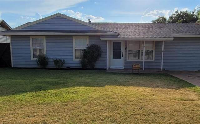 226 N Bowie Drive, Abilene, TX 79603 (#14637287) :: Homes By Lainie Real Estate Group