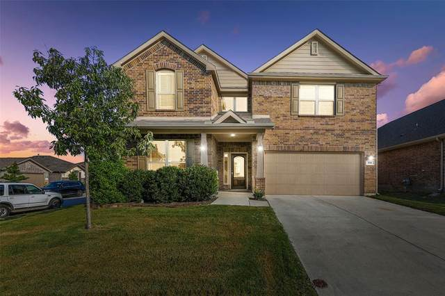 536 Salida Road, Fort Worth, TX 76052 (MLS #14639874) :: Frankie Arthur Real Estate