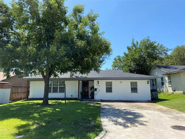 1425 Chester Street, Grand Prairie, TX 75050 (MLS #14643309) :: Russell Realty Group