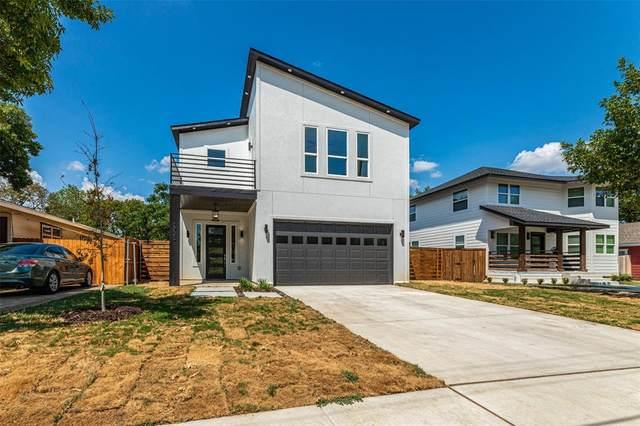 1725 Shaw Street, Dallas, TX 75212 (MLS #14650413) :: Real Estate By Design