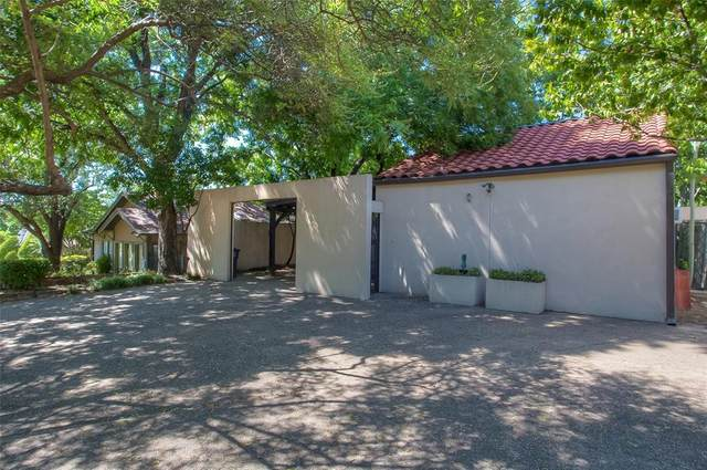 3774 W 6th Street, Fort Worth, TX 76107 (MLS #14657290) :: Real Estate By Design