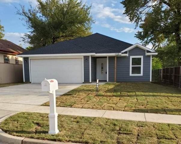 3108 Avenue H, Fort Worth, TX 76105 (MLS #14682810) :: Epic Direct Realty