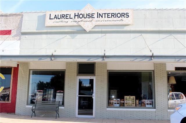 119 W Grand Avenue, Comanche, TX 76442 (MLS #13462298) :: The Kimberly Davis Group