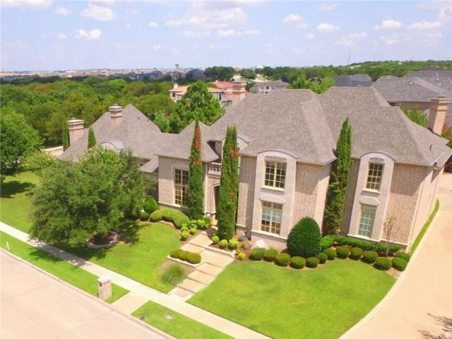 6641 Woodland Hills Lane, Plano, TX 75024 (MLS #13604935) :: Team Hodnett