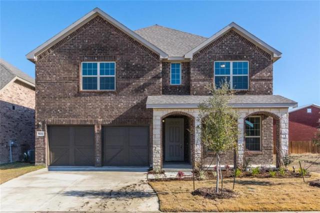 8232 Pine Meadows Drive, Fort Worth, TX 76244 (MLS #13647253) :: Team Hodnett