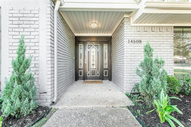 14508 Overview Drive, Dallas, TX 75254 (MLS #13685562) :: Hargrove Realty Group