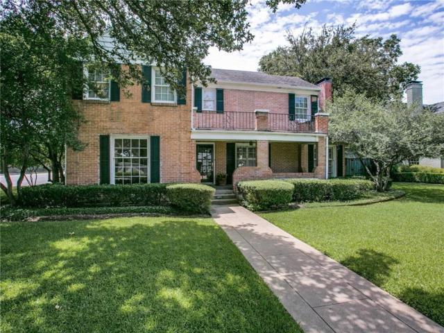 4101 Hanover Street, University Park, TX 75225 (MLS #13695980) :: Robbins Real Estate